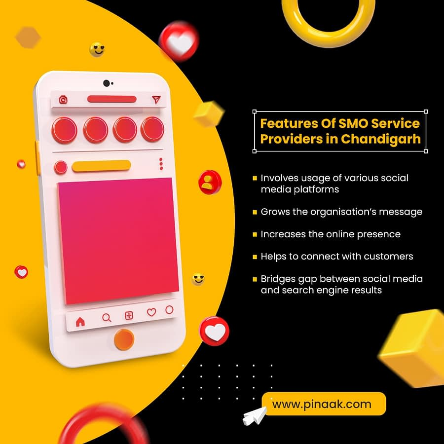 Best SMO Service Providers In Chandigarh With Quality Content